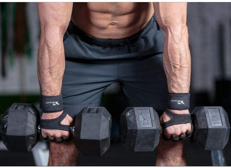 Sports Cross Training Gloves With Wrist Support