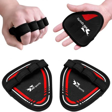 weight lifting grip pads for gym workout