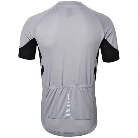Men's Short Sleeves Cycling Jersey For Bicycle & Bike Riding