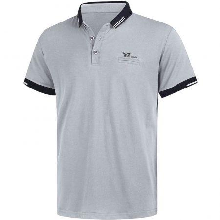 Men Short Sleeve Polo Shirt Regular-Fit Cotton Polo Shirts For Golf