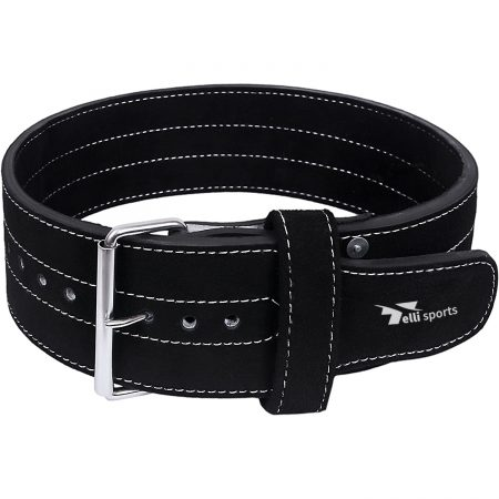 Single Prong Power Lifting Belt For Men Women Weightlifting Competition - 10mm IPF Powerlifting Belt