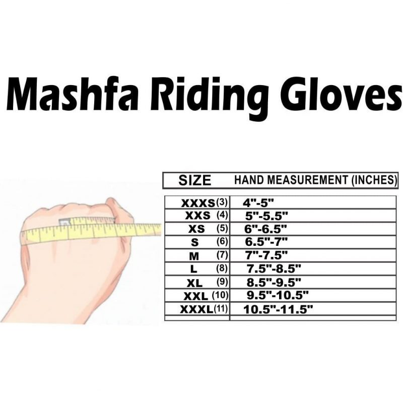 Women Horse Riding Gloves - Cotton Dublin Track Fabric Shires Gloves - Leather Equestrian Gloves For Ladies