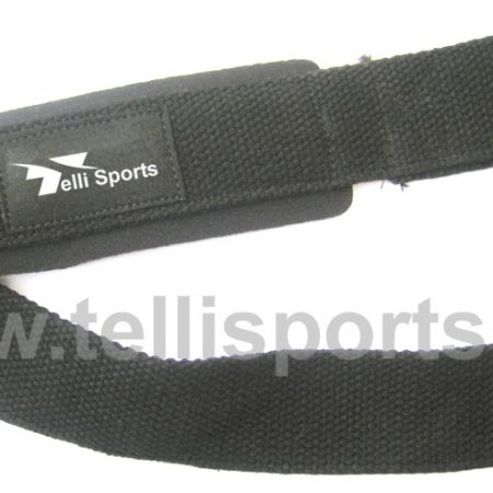Neoprene Padded Weightlifting Wrist Strap - Instantly Lift More Weight and Build More Muscle